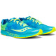 saucony Type A8 Shoes Women Blue/Citron